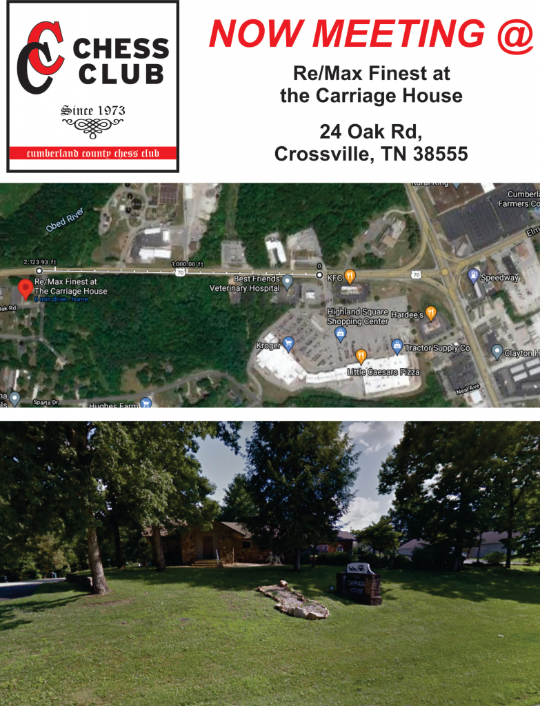 Image of meeting site and map